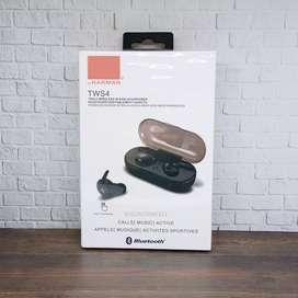 Headset Bluetooth TWS4 Sporty Design