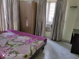 2 bhk fully Furnished flat in New alipore