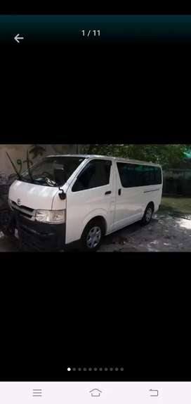 Toyota Hiace Total Original condition.