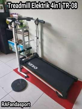 Manual Treadmill 4in1 RL-08