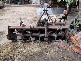 36 blade rotavator,good running condition