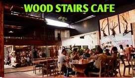 Lowongan Kerja Wood Stair Cafe