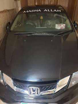 honda city 1.3 new car sound system led camra