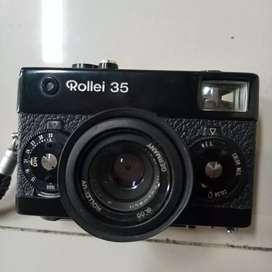 Kamera analog rollei 35