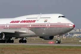 Apply for ground staff in airlines job