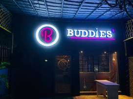 Chinese Conti South Indian & Shakes All Rounder Chef & Helper Require