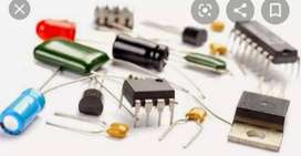 All electronic components available starting rs.5