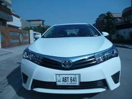 Altis A/T 1.6 L Superwhite