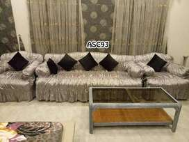 5,6,7 Seater Sofa Covers Elastic Fitted