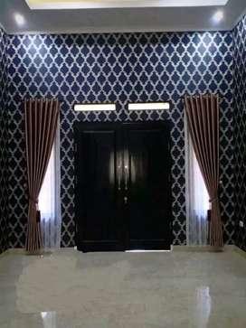 Wallpaper dinding beekualitas model minimalis q2m1m