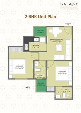 Reasonable Apartment at reasonable Price