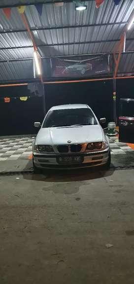 JUAL BMW E46 M43 318i TAHUN 2001