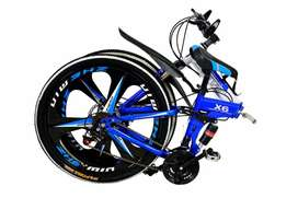 NEW BEING HUMAN,PORSCHE,BMW 21 GEARS FOLDABLE CYCLE