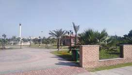 5 marla commericial plot for sale