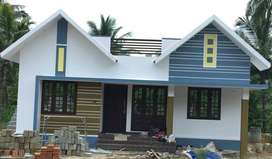 A NEW 3BHK 950SQ FT 4CENTS HOUSE IN MULAYAM,THRISSUR