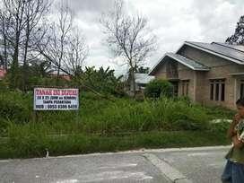 Dijual Cepat Tanah Mangku Jalan Aspal