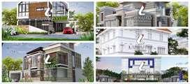 Jasa arsitek khusus rumah mewah di Palopo