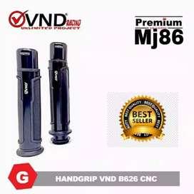 Handgrip Motor Aluminium CNC Universal VND Model Barracuda