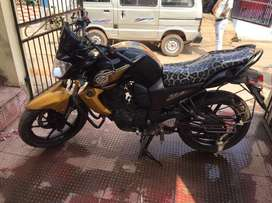 Yamaha FZ Sports Bike in Excellent Condition
