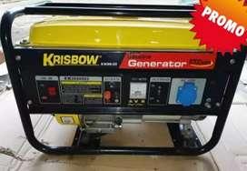 Promo Terbaru Genset KRISBOW 1200 Watt Cocok Buat Di Kantor / Rumah