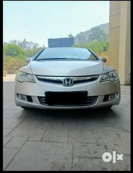 Honda Civic 2008 Petrol 85000 Km Driven