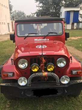 Modified Mahindra Thar