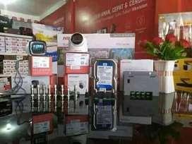 Paket komplit camera cctv area Lebak wangi serang kab.
