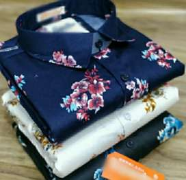 Id Mens Wear The King of Quality Cotton Shirt