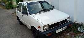 Maruti Suzuki 800AC  1996