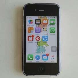 (JUAL CEPAT) IPHONE 4S 32GB - Black