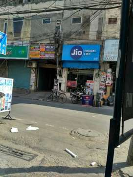 One shop available for rent inside phagwara gate