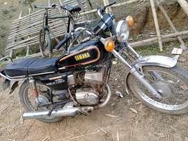 Khatara boriya bike