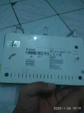 Modem d link wifi