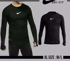 Baju manset hitam