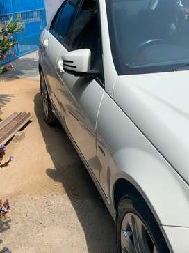 Mercedes-Benz C-Class 2012 Petrol Well Maintained