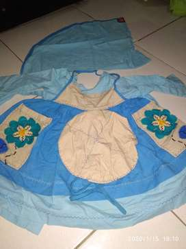 3 pcs Baju bayi 2 tahun  kwalitas baju masih baik
