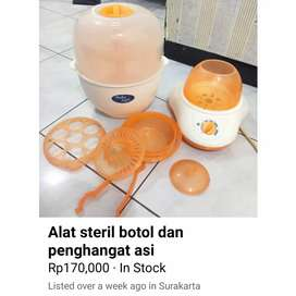 Alat steril botol