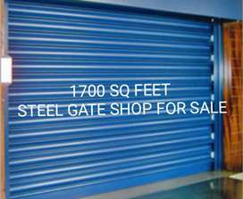 Shop STEEL gate 1700 sqft