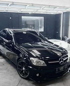 Mercedes Benz W204 C200 K BODYKIT AMG MODIF  MERCY