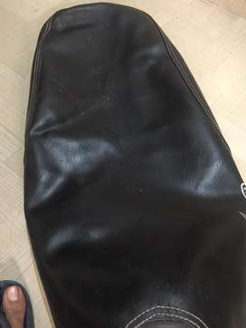 Seat cover of honda grazia 2 wheeler is available for sale