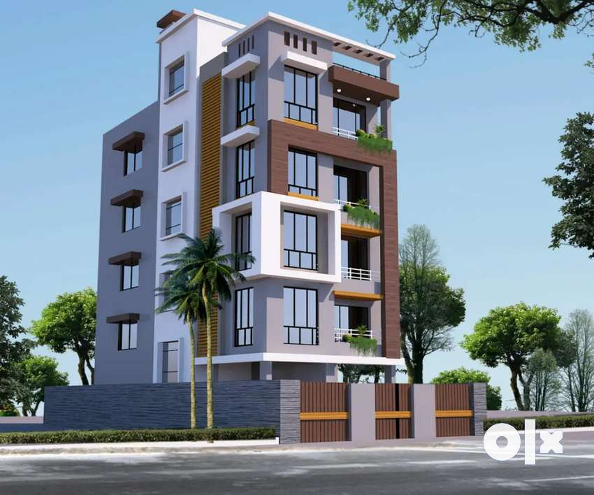 Free hold 1BHK 1st, 2nd & 3rd floor available NEWTOWN action area 1A 0