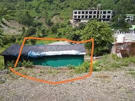 17 nali (1 nali =2160 square feet) land sale in boharakoon bhimtal.