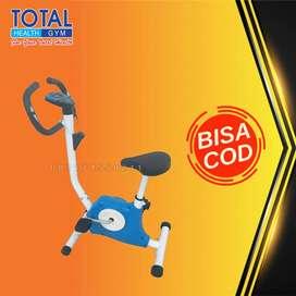 sepeda statis tl 8215 sepeda belt total COD Cilacap