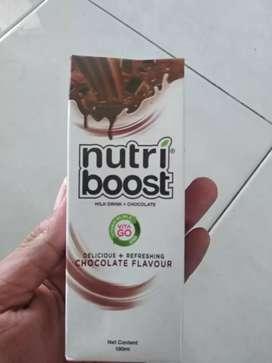Minuman UHT sehat Nutriboost