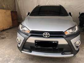 Dijual Toyota Yaris TRD Sportivo Heykers 2017