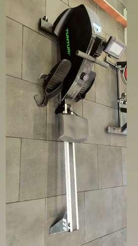 Tunturi's 2020 Dec Model Sleek-Smart Rowing Machine