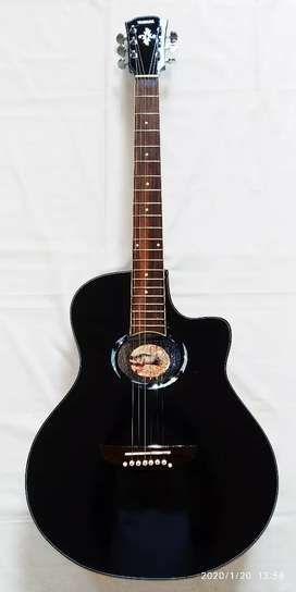 Gitar akustik APX baru ready Samarinda