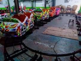 Mini coaster naik turun odong odong panggung RAA