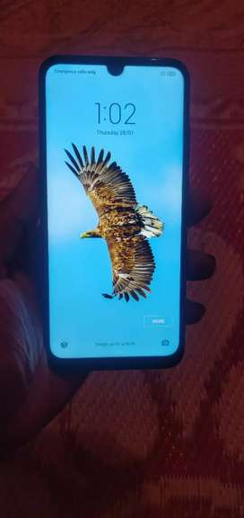 Redmi note 7s 32gb 3gb ram
