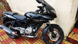 Pulsar 220, in a very good condition.
